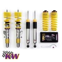 KW Street Comfort Coilovers - Audi A1 Type 8X